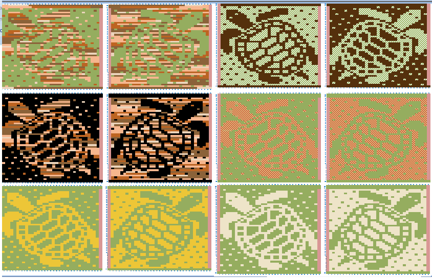 Turtle Pot Holder Pattern Store Sg Creations